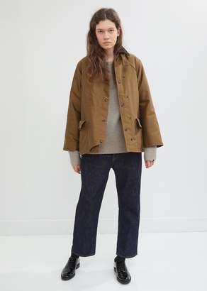 Chimala Unisex Moleskin Half Coat
