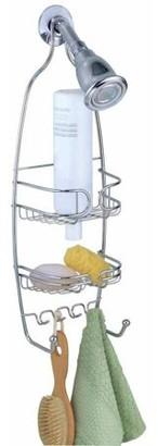 InterDesign Neo Bathroom Shower Caddy Small, Chrome