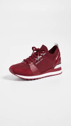 MICHAEL Michael Kors Billie Knit Trainer Sneakers