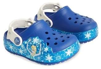 Crocs Disney Frozen Elsa Light-Up Clog (Toddler & Little Kid)