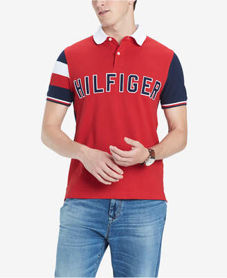 Tommy Hilfiger Men Colorblocked Polo