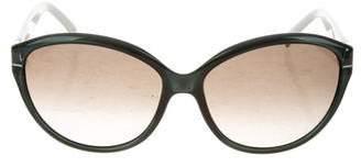 Fendi Gradient Oversize Sunglasses