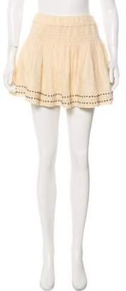 Etoile Isabel Marant Embellished Mini Skirt