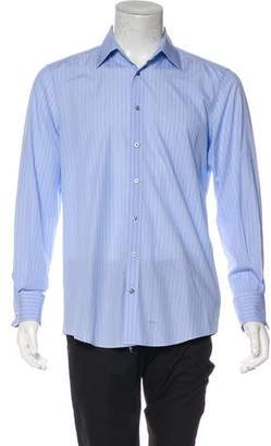 Gucci French Cuff Dress Shirt