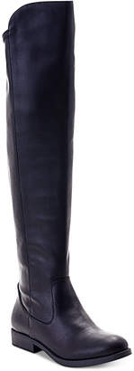 Style&Co. Style & Co Hayley Wide-Calf Over-The-Knee Zip Boots, Women Shoes