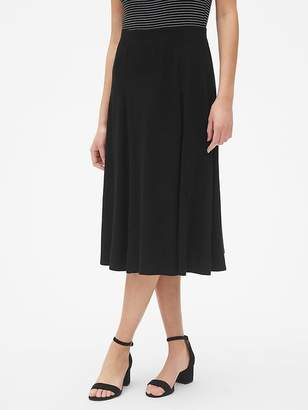 Gap Softspun Midi Circle Skirt