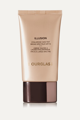 Hourglass - Illusion® Hyaluronic Skin Tint Spf15 - Golden, 30ml $56 thestylecure.com