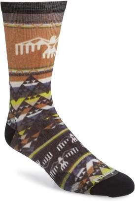 Smartwool Bird Geometric Socks