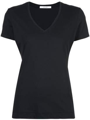 ADAM by Adam Lippes Pima Cotton Short Sleeve V-Neck T-Shirt