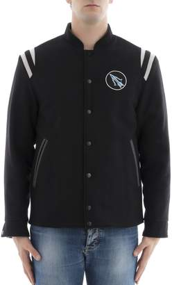 Lanvin Black Wool Jacket
