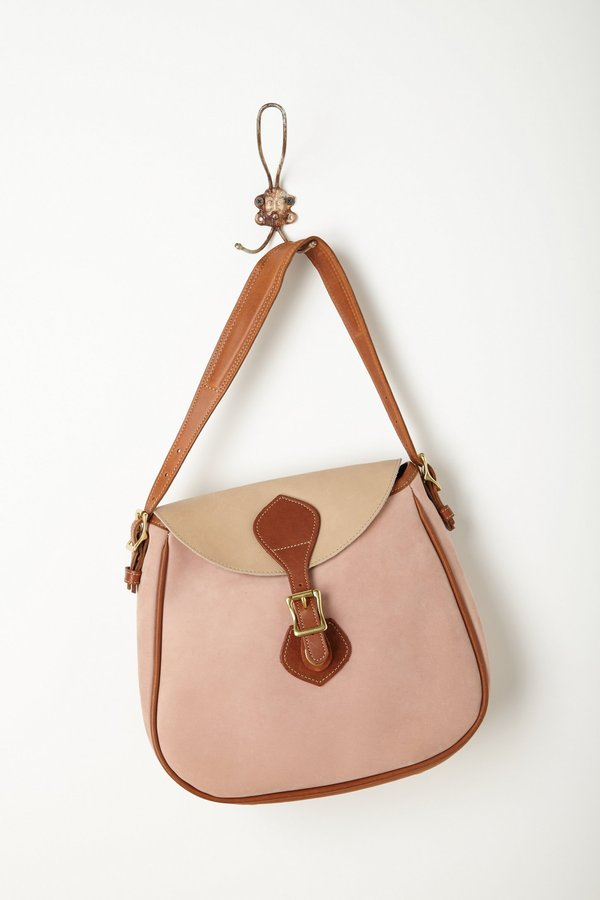 Anthropologie Mint Legacy Hobo