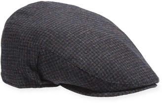 Neiman Marcus Men's Ivy Tweed Driver Hat