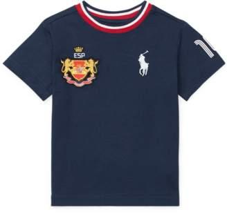 Ralph Lauren Spain Cotton Jersey T-Shirt