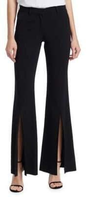 Capen Front Slit Pants