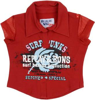 Replay BABY Polo shirts - Item 12105418PP