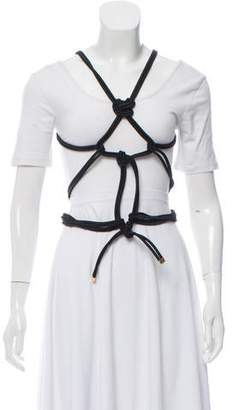 Tom Ford Knotted Harness Belt