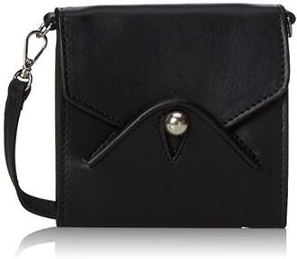 Paul & Joe Golaf, Women's Cross-Body Bag, Schwarz (Noir/black), 10x1x11 cm (B x H T)