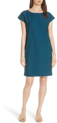 Eileen Fisher Side Zip Layering Dress