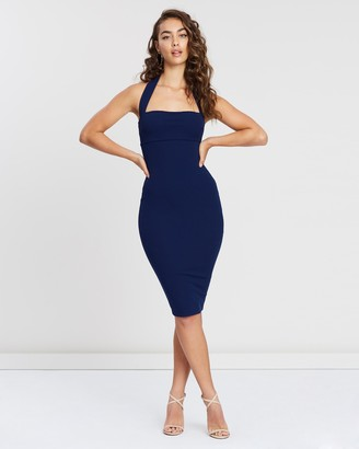 Nookie Boulevarde Midi Dress
