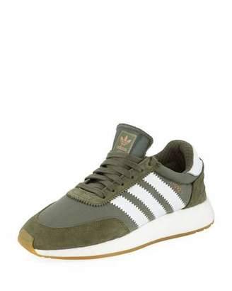adidas Men's Iniki Running Shoe, Light Green