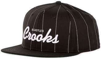 Crooks & Castles CROOKS AND CASTLES TEAM SNAPBACK CAP