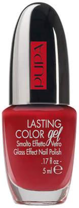 PUPA Lasting Colour Gel Gloss Effect Tropical Escape Nail Polish