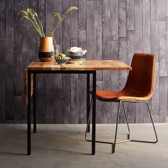 west elm Box Frame Drop Leaf Expandable Table
