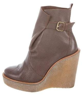 1abc5f50196 Pierre Hardy Platform Wedge Ankle Boots