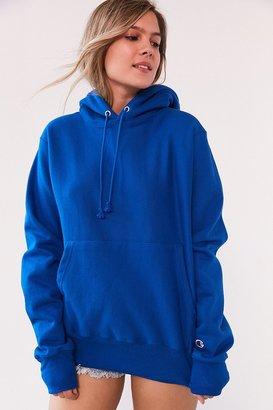 Champion Reverse Weave Hoodie Sweatshirt $55 thestylecure.com
