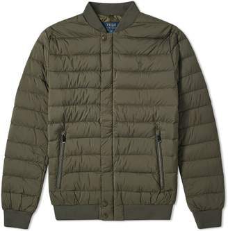 Polo Ralph Lauren Lightweight Down Bomber Jacket