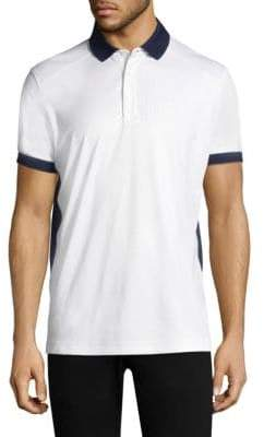 J. Lindeberg Short-Sleeve Polo