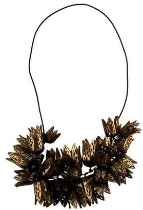 Burberry Floral Necklace