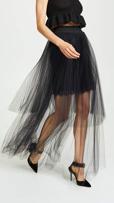 Loyd/Ford Tulle Maxi Skirt