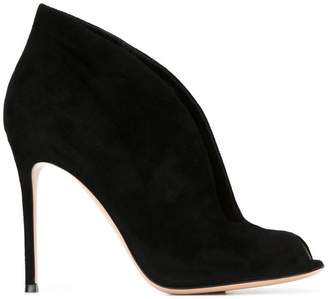 Gianvito Rossi Vamp shoe boots