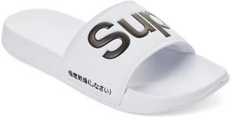 Superdry Optic Logo Slide Sandals