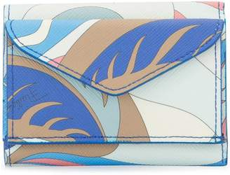 Emilio Pucci multicoloured wallet