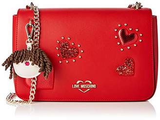 Love Moschino Grain Pu, Women's,15x10x15 cm (W x H L)