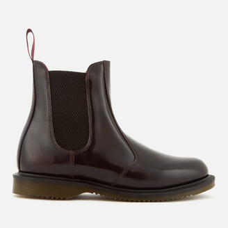 Dr. Martens Women's Floria Arcadia Leather Leather Chelsea Boots