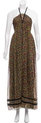 Rag & Bone Silk Maxi Dress
