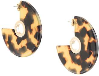 Rachel Comey Pac disc earrings