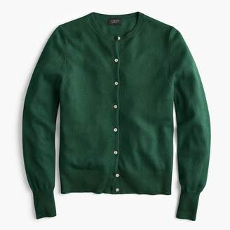 J.Crew Everyday cashmere cardigan sweater