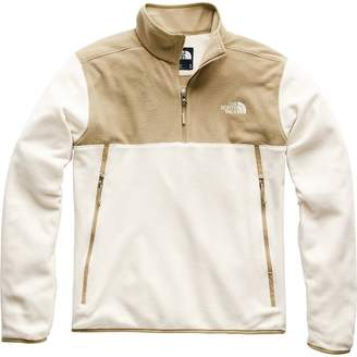 The North Face Glacier Alpine 1/4-Zip Fleece Pullover Jacket - Men's