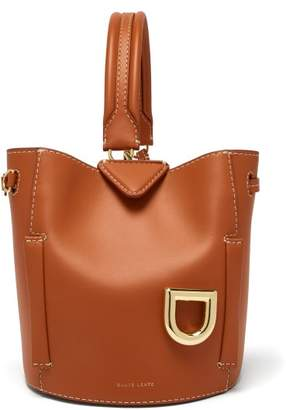 Danse Lente Josh Ginger Leather Bucket Bag - Womens - Tan