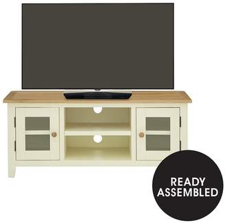 At Littlewoods  C2 B7 Luxe Collection London Painted Readyembled Tv Unit Fits Up To 55 Inch Tv