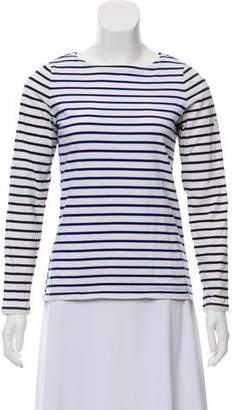 Joules Long Sleeve Striped Top