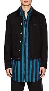 Acne Studios Men's Pass Denim Jacket-Black