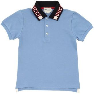 2acbeddad76b Gucci Polo Shirts For Boys - ShopStyle UK
