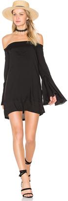MLM Label Bronte Shoulder Dress $187 thestylecure.com