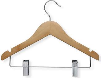 Honey-Can-Do 10-Pack Kids Basic Hangers + Clips