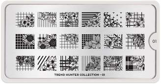 Hunter Moyou London Trend Nail Stamper